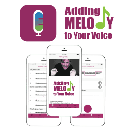 Adding Melody to your Voice