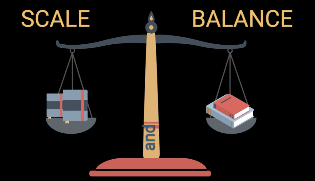 Scale and Balance